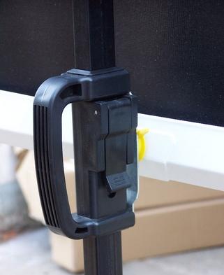 Проекционный штативный экран TS-150 (150