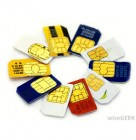 Все что связано с SIM картами