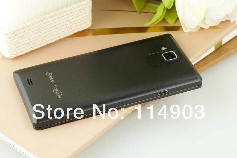 Uniscope U1203 - смартфон, Android 4.0.4, Qualcomm Snapdragon S4 MSM8625 (2x1.2GHz), qHD 4.3
