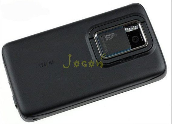 Nokia N900 - смартфон, Maemo 5, Cortex A8 (600MHz), 3.5