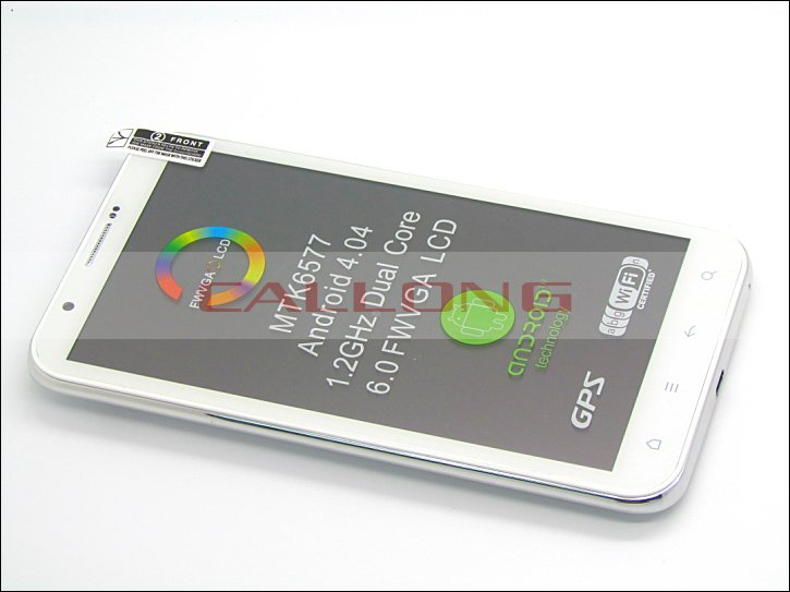 Star N9800 - смартфон, Android 4.0.4, MTK6575 (1GHz)/MTK6577 (1GHz), 6