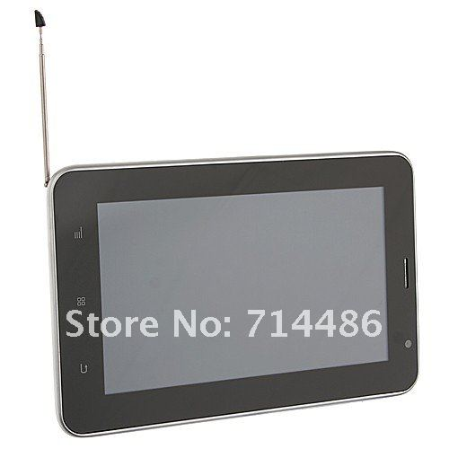 C3100 - планшетный компьютер, Android 2.3.5, 7