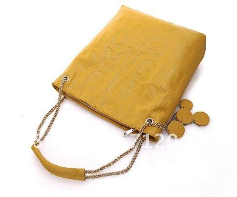 Модная женская сумка-почтальонка из натуральной кожи