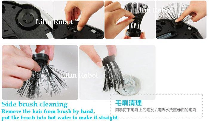 Как сделать робот щетку