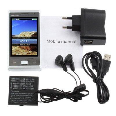 S9200 - мобильный телефон, MTK6235, 3.2