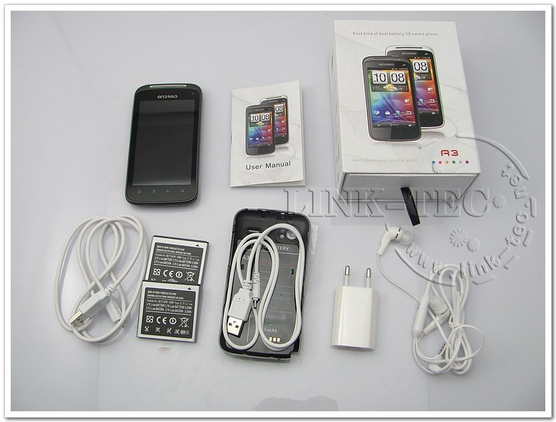 Star A3 - смартфон, Android 2.3, MTK6573 (650MHz), 4