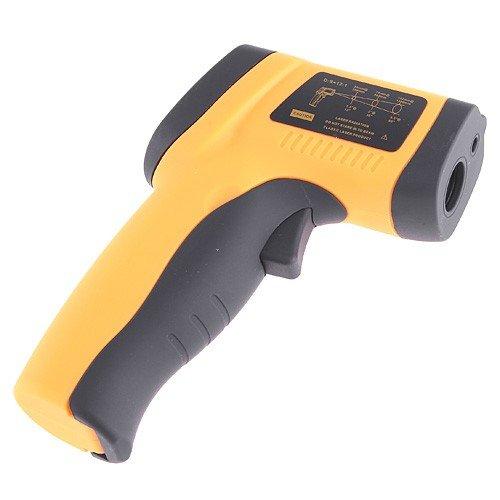 Цифровой бесконтактный лазерный термометр от -50 до 380 градусов