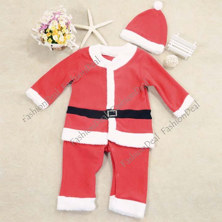 Детский костюм Санты