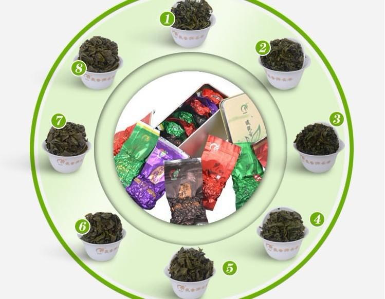 Oolong TiKuanYin Gao - зеленый чай,64г