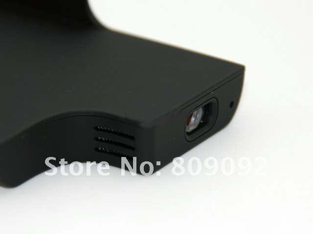 HD проектор для Iphone 4/4S, Mini USB, 2100Mah