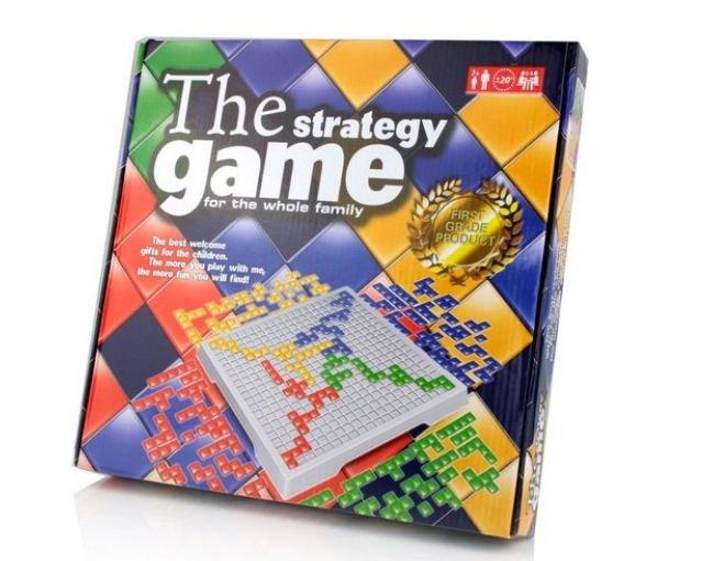 Настольная игра Стратегия для всей семьи