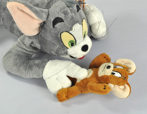 Игрушка Том и Джерри, 30см