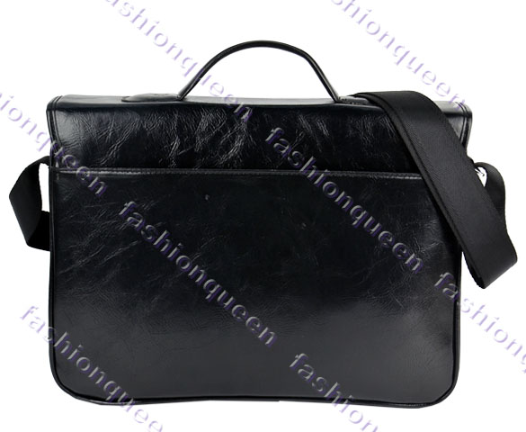 Мужской портфель из искусственной кожи