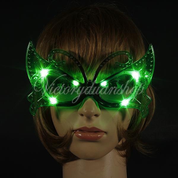 Светодиодная маска Бабочка