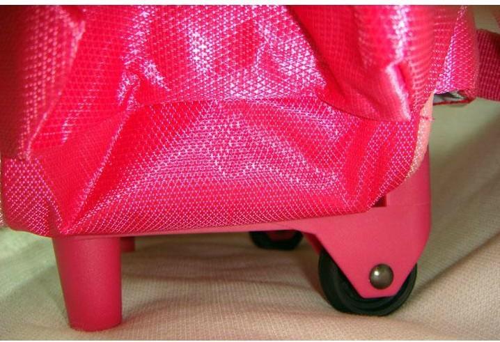 Дорожный рюкзак на колесиках