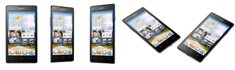Huawei G700 - Смартфон, Android 4.2, MTK6589 1.2GHz, Dual SIM, 5