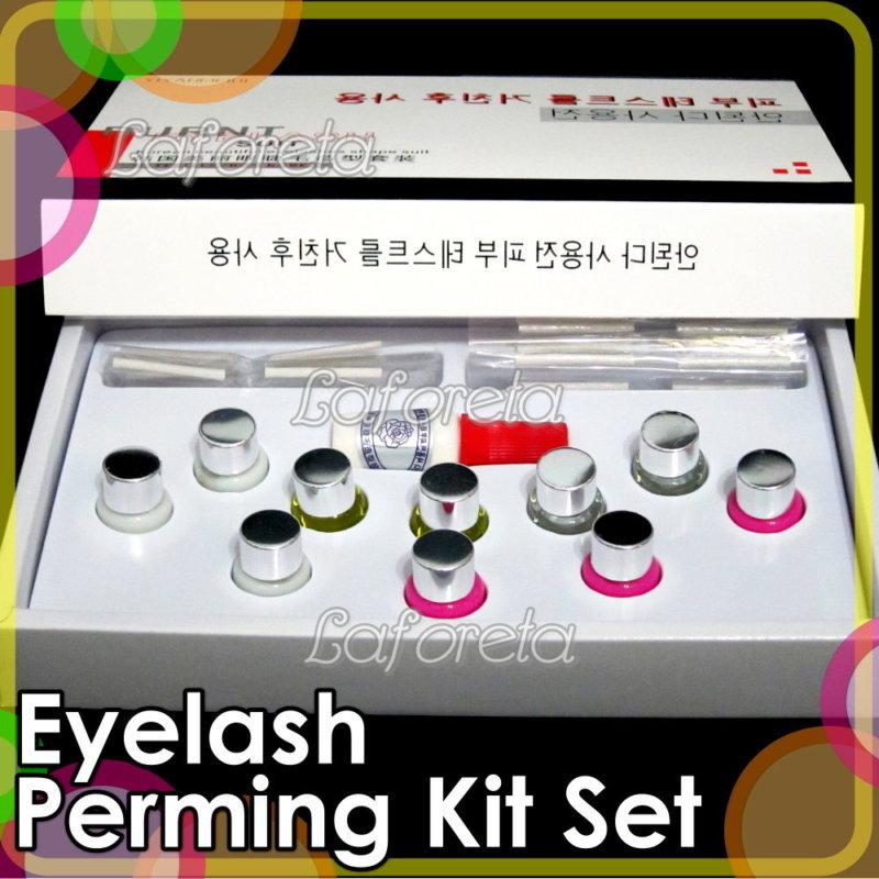 Профессиональный набор для химической завивки ресниц