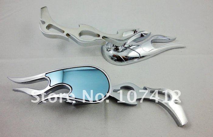 Зеркала заднего вида для мотоциклов фирмы SUZUKI HONDA KA WASAKI VULCAN