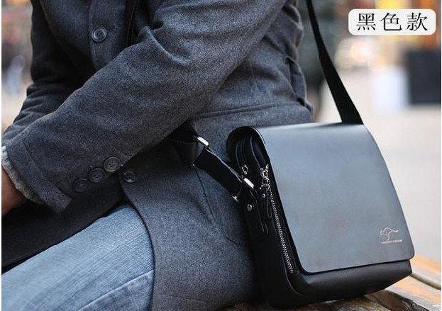 Заплечная мужская сумка