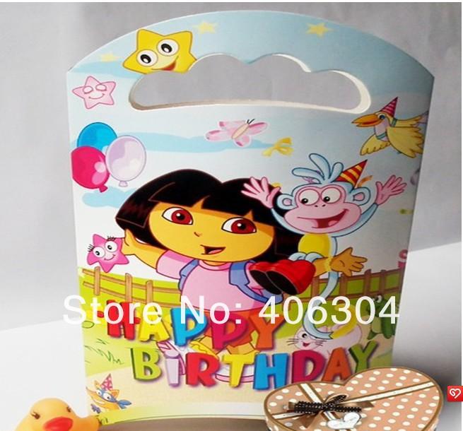 Набор детских подарочных упаковок