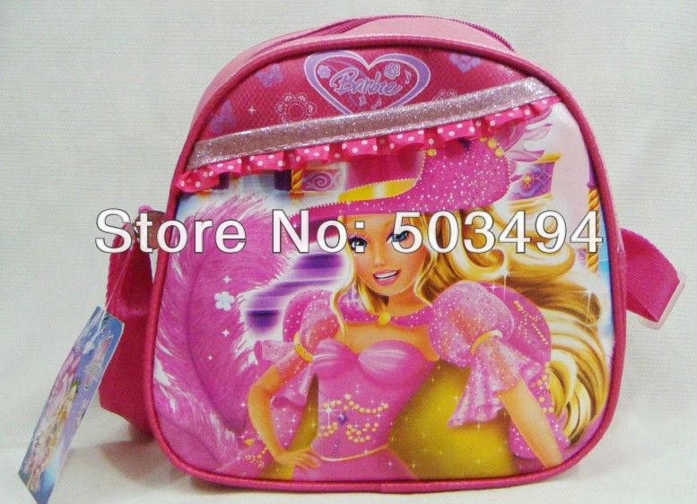 Нейлоновая школьная сумка для девочек