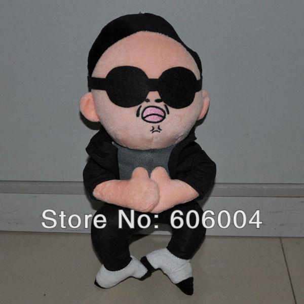 Мягкая кукла PSY Gangnam Style