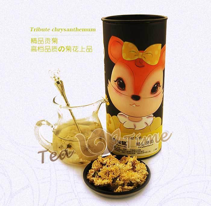 Цветочный чай Белая Хризантема, 30 г