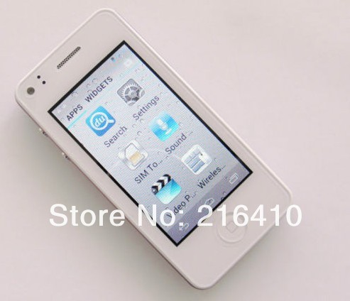 MINI M001X - Смартфон, Android 4.0.4, MTK6517 1.0GHz, 2.5