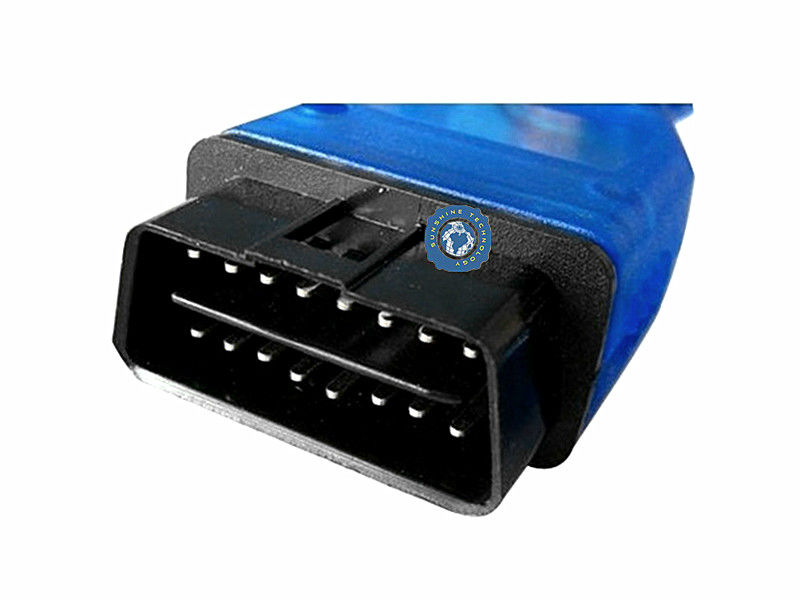 KKL VAG409.1 - Диагностический кабель для автомобилей Volkswagen, Seat, Skoda, Audi