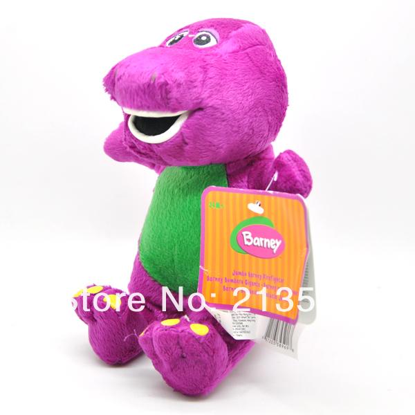 Игрушка динозавр Барни