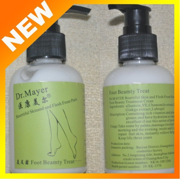 Dr.Mayer Питательный крем для ног
