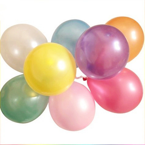 Набор воздушных шаров (100 шт.)