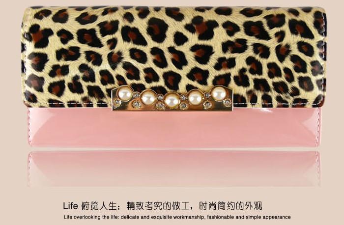 Кошелек Леопард