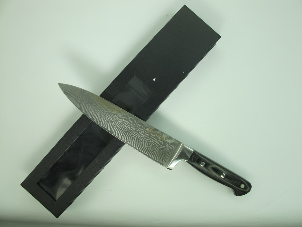 BERYL  - нож из дамасской стали