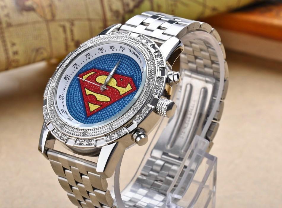 8008 - Часы Супермен