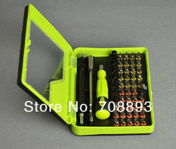 Набор инструментов для ремонта компьютеров 74 в 1 BGA, Насадки, Пинцеты, Отвертки