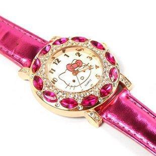 Кварцевые часы Hello Kitty