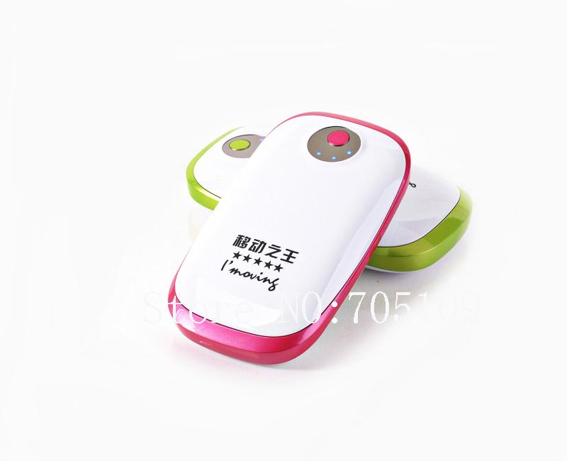 Внешний аккумулятор емкостью 8800 мАч c зарядным устройством для мобильного телефона