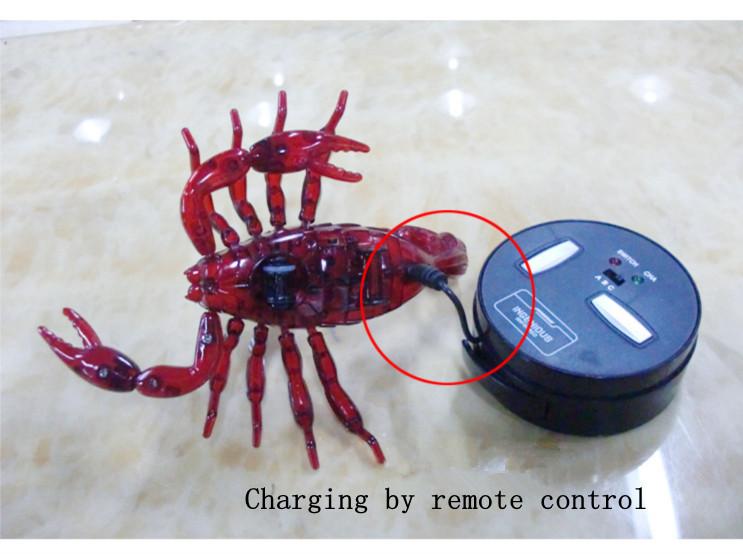 Электрическая игрушка Скорпион