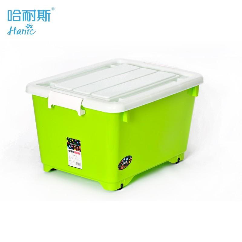 Пластиковый ящик для вещей