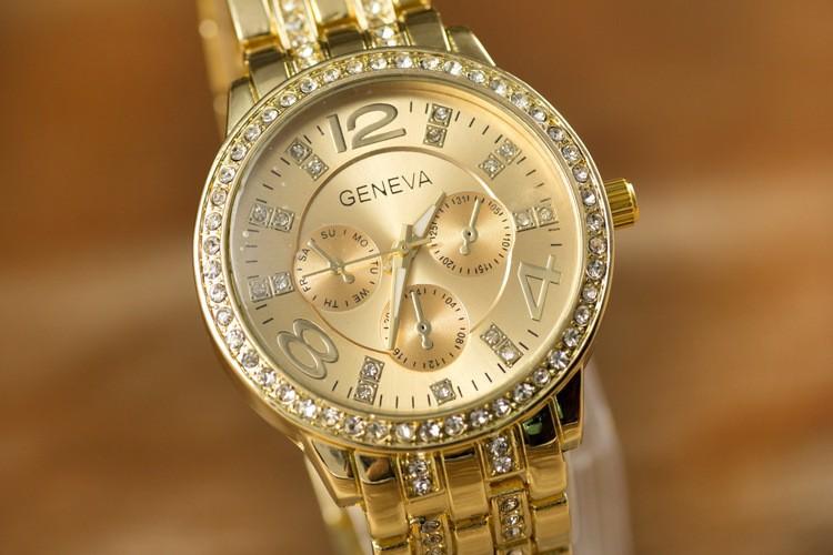 Кварцевые наручные часы, GENEVA