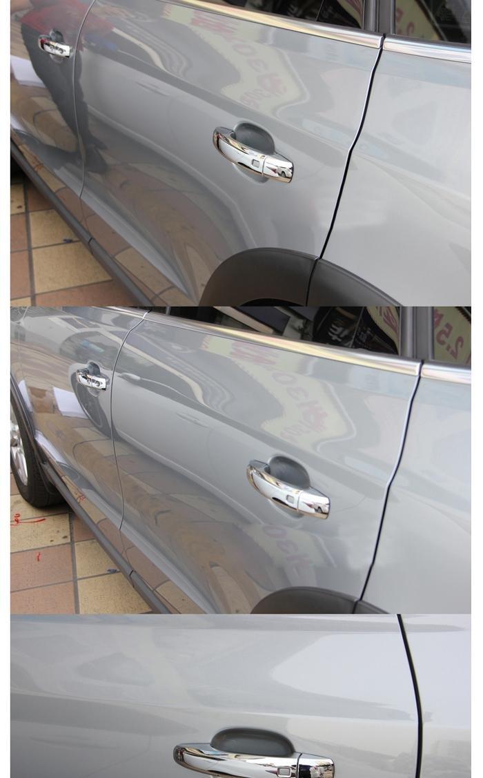 Хромированные дверные ручки для автомобилей AUDI Q5