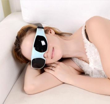 Магнитные очки - массажер