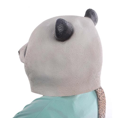 Маскарадная маска Панда