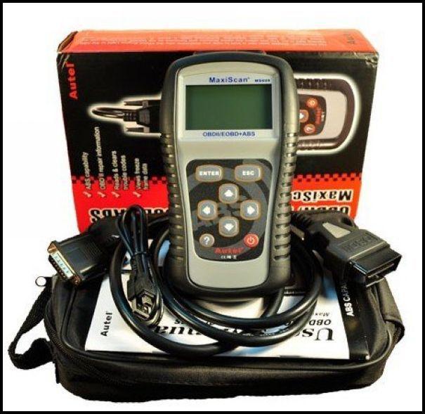 Autel MaxiScan MS609 - Диагностическое устройство для автомобиля