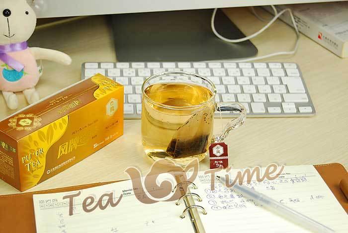 Черный чай Yunna пакетированный, 50 г
