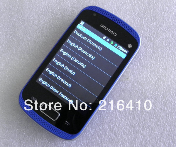 NSS S6 - Смартфон, Android 4.0.1, MAUI.11 AMD.W11.50, 3.2