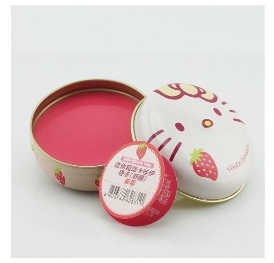Фруктовый бальзам для губ Hello Kitty, 5 штук