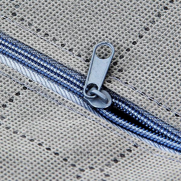 Кофр для хранения одежды (6,7,24 отделения), 3 штуки