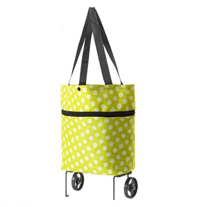 Универсальная сумка на колесах